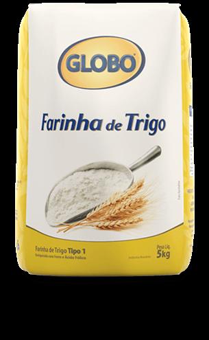 Farinha de Trigo Globo (5kg)