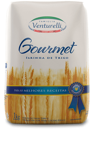 Farinha de Trigo Venturelli Gourmet (1kg)