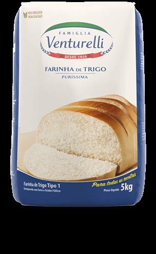 Farinha de Trigo Venturelli 5kg