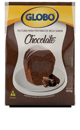 Bolo de Chocolate Globo 400g