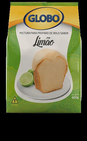 Bolo de Limão Globo 400g