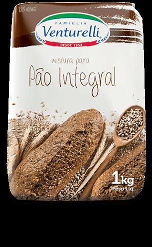 Pão Integral Venturelli 1kg