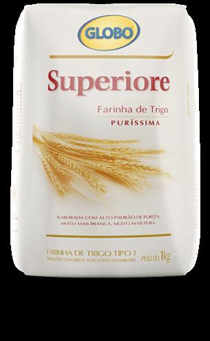 Farinha de Trigo Globo Superiore (1kg)