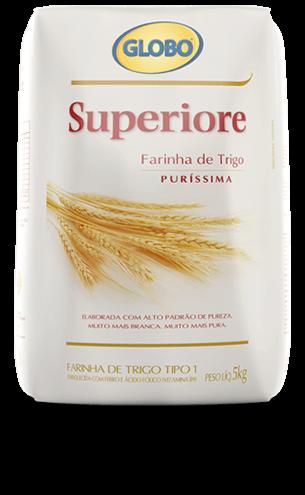 Farinha de Trigo Globo Superiore (5kg)