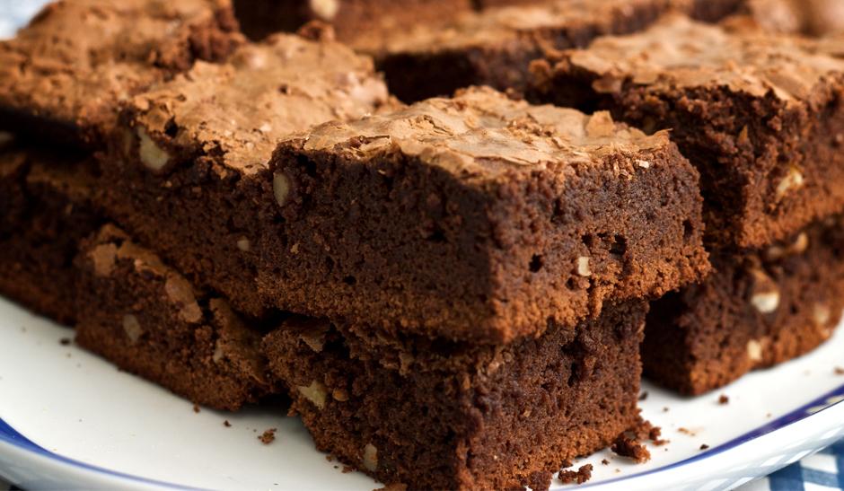 Bolo Brownie