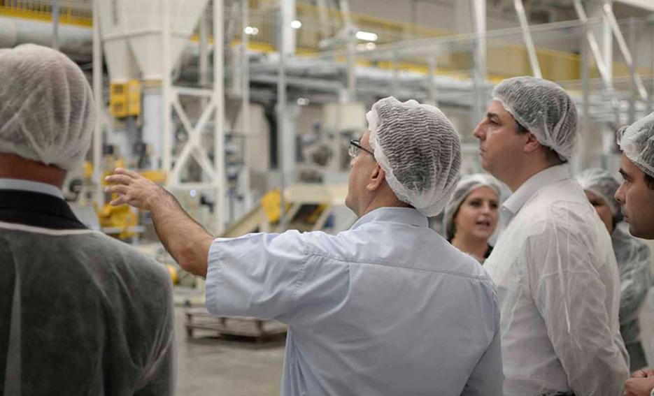Moinho Globo inaugura nova unidade industrial