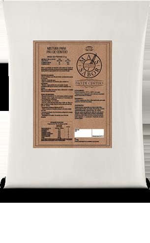 Mistura para Pão de Centeio Mais Sabor 5kg