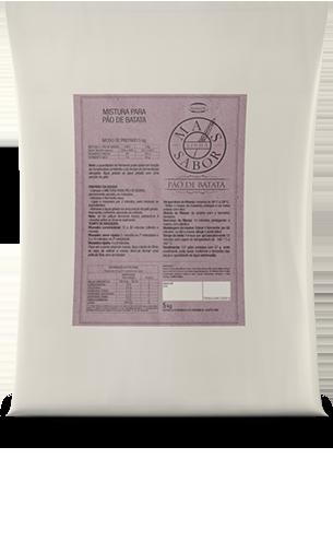 Mistura para Pão de Batata Mais Sabor 5kg