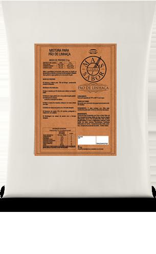 Mistura para Pão de Linhaça Mais Sabor 5kg