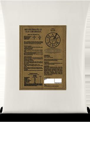 Mistura para Pão de Soja com Girassol Mais Sabor 5kg