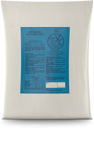 Mistura para Pão Integral Light Mais Sabor 5kg