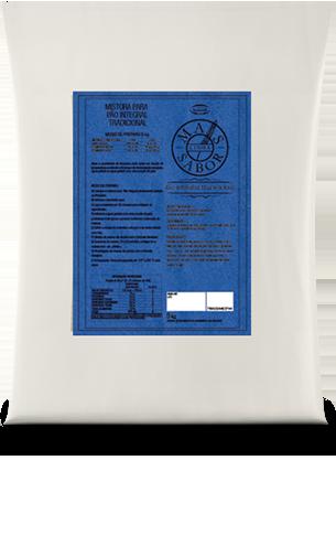 Mistura para Pão Integral Tradicional Mais Sabor 5kg