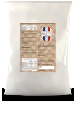 Mistura para Pão Baguette Massa Madre 5kg