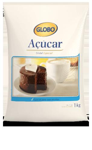 Açúcar Globo Cristal Especial (1kg)