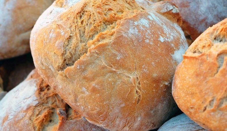Receita Pão de Semolina
