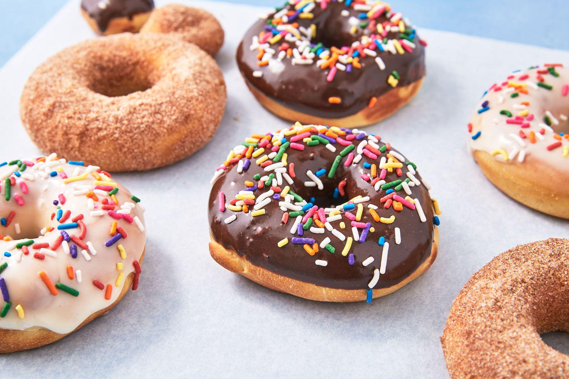 Como fazer donuts fofinho – Uma receita especial de rosquinha.