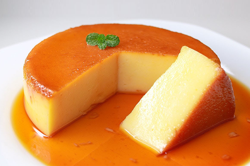 Receita de pudim de queijo para diabéticos