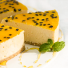 Receita de torta de chocolate branco com maracujá – especial de páscoa